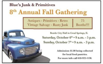 Cube Farm Blues >> Blues Junk Primitives Fall Gathering Junk Show